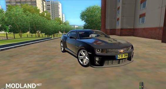 Chevrolet Camaro ZL1[1.2.2]